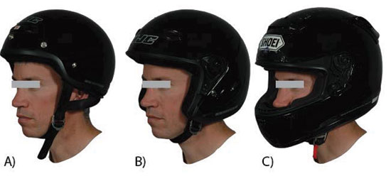 Biomechanics of head injuries and helmet protection