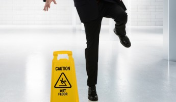 If I can be successful with slip and falls, so can you