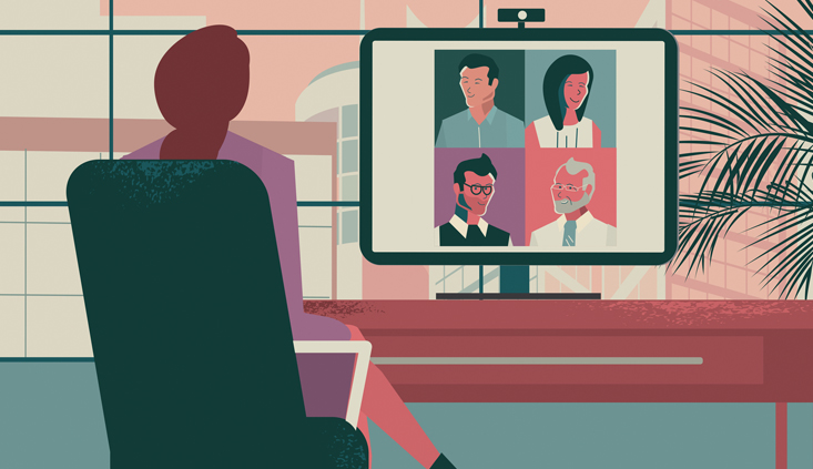 Virtual trial – virtually the same