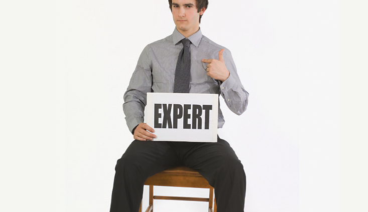 Experts: Who you need and who you don't