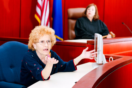 Premises liability trials – lay witnesses
